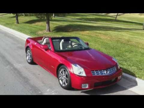 2005 cadillac xlr ca car 9k miles two owners for sale. Black Bedroom Furniture Sets. Home Design Ideas