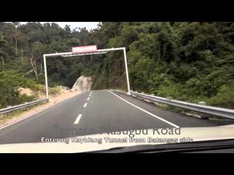 Kaybiang Tunnel to Pico de Loro, Hamilo Coast, Nasugbu, Batangas