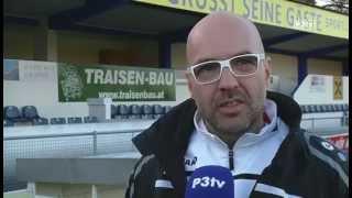 Spielbericht FSK Simacek St. Pölten - SK Sturm Graz