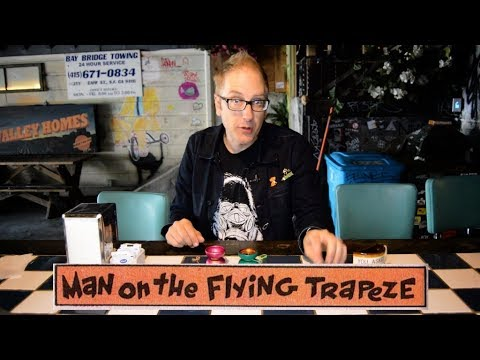 PopCast Yo-Yo Vlog #13: Weird and Wild Trapeze Mounts