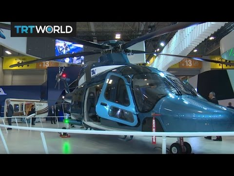Money Talks: International Defence Industry Fair in Istanbul 2017