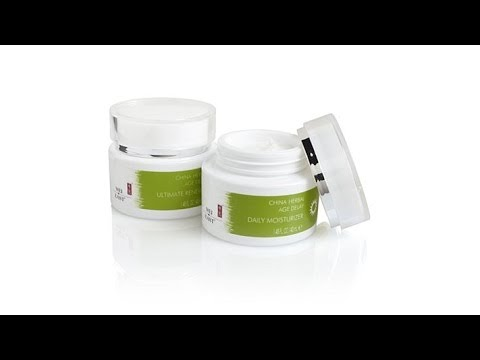 Wei East China Herbal Day and Night Creams