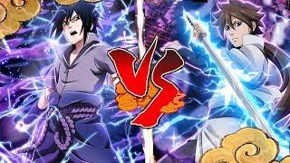 Indra Otsutsuki vs Sasuke Uchiha - Naruto Battle Climax (Mugen)