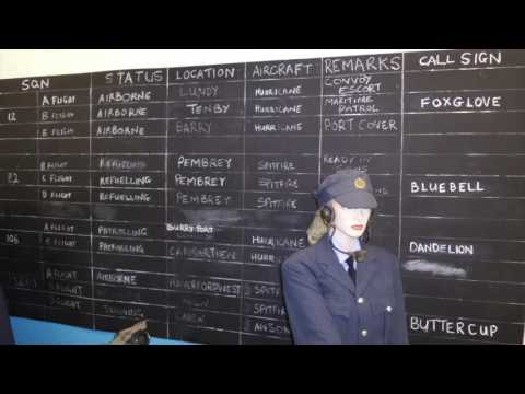 RAF Ops Room