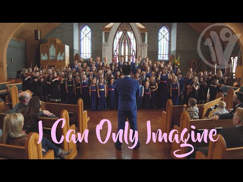 """I Can Only Imagine"" by MercyMe - cover by One Voice Children's Choir"
