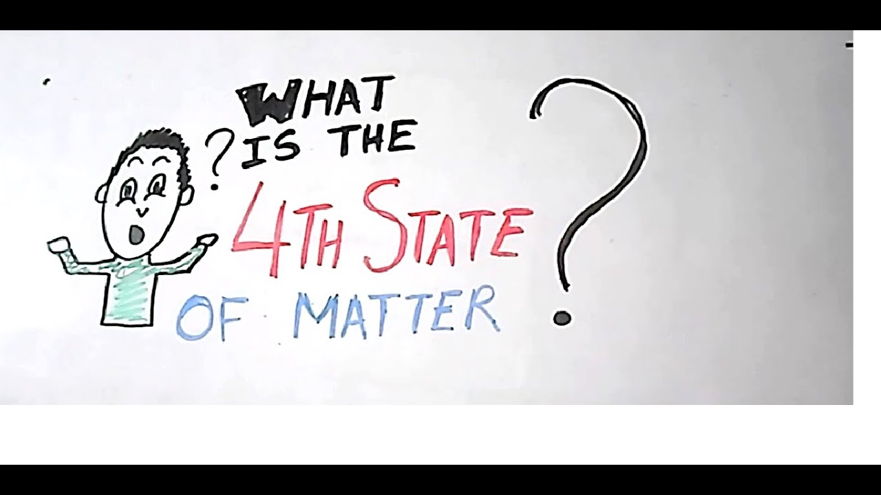 What is the 4th State of Matter: Plasma by Sidhant Bendre ...