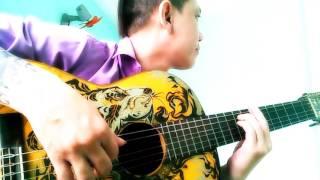 """""""Vội vàng"""" Nhạc sĩ Đức Trí ( guitar cover )"""
