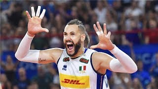 TOP 10 Best Volleyball Actions | FIVB OQT 2019 (HD)