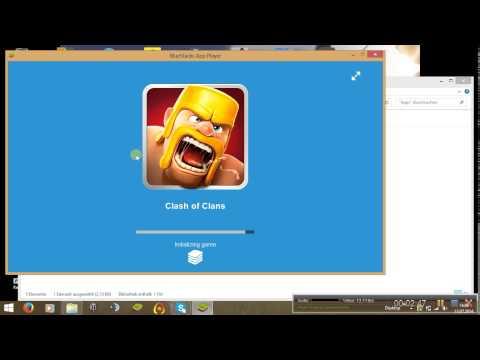 Clash of Clans auf dem Pc spielen Windows Mac #1