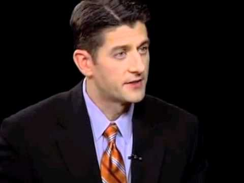 Paul Ryan on the need to focus on price stability