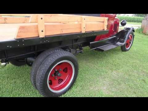 1929 Ford Model AA Truck For Sale