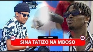 Chege Kuhusu Diamond Platnumz na Mboso: Vanesa Mdee NA Fella