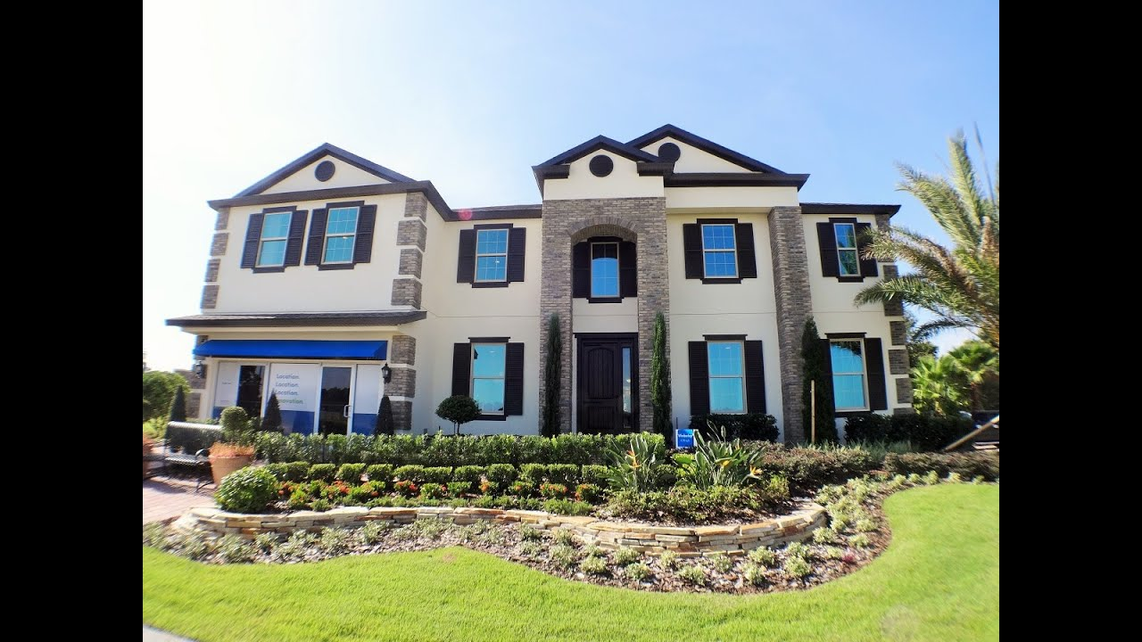 Verde Park By Meritage Homes In Winter Garden Wimberley