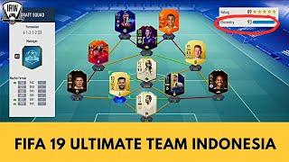 FIFA 19 Ultimate Team Indonesia - Pertama Kali Main FUT Draft Online, Hasilnya?
