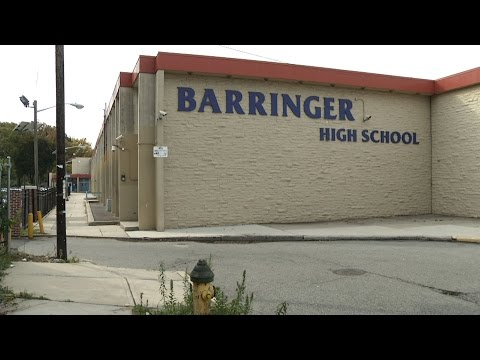 Baraka Blames Problems at Barringer High School on 'One Newark' Reforms