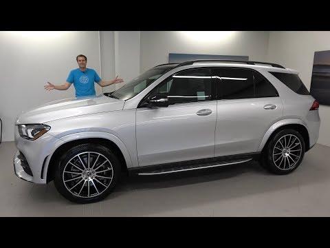 Mercedes-Benz GLE 2020 года - это превосходный люксовый внедорожник