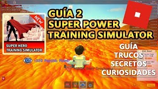 super Power Training Simulator, how to upload Psychic fast + cheats, Roblox Spanish Tutorial 2 Guide