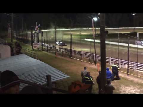 NORTH FLORIDA SPEEDWAY EARLS HEAT 11/14/15