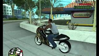 GTA IV+TLaD+TBoGT bikes for GTA San Andreas (and download links in description)