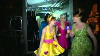 Le Kid efter sitt framträdande (Oh My God)- Melodifestivalen 2011 thumbnail