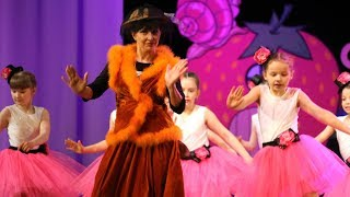 Отчетный концерт школы танцев Стиль жизни в Красноуфимске