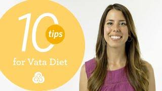 Vata Dosha Diet [10 Ayurvedic Tips for Balance]
