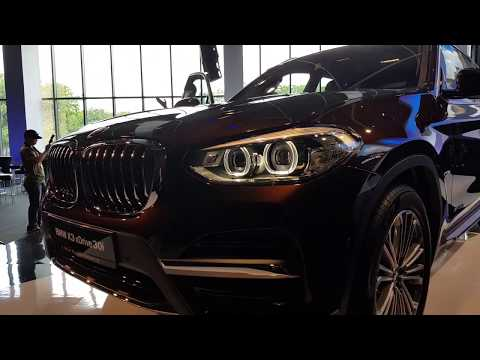 2018 BMW X3 xDrive30i Full In Depth Walk Around Review | Evo