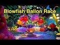 Blowfish Balloon Race DisneySea - Tokyo, Japan ブローフィッシュ・バルーンレース