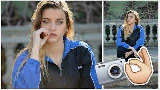 ¿CÓMO HACER LA SESIÓN DE FOTOS PERFECTA? (Maquillaje + Tips) | BlueEye