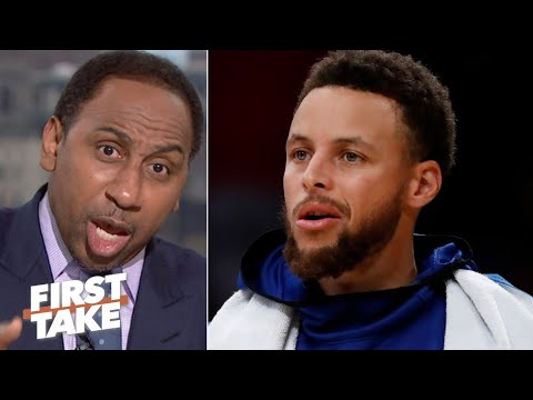 Your name is not the 'Golden State Punks!' – Stephen A. to the Warriors   First Take