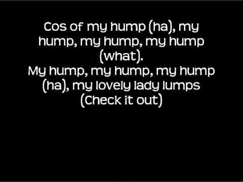 My Humps-Black Eyed Peas (Lyrics)