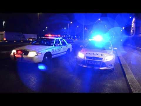 NYPD v Metropolitan Police