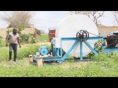 Énergie : Un sénégalais a inventé une machine génératrice de courant. Baba Diarra est natif de Thiès