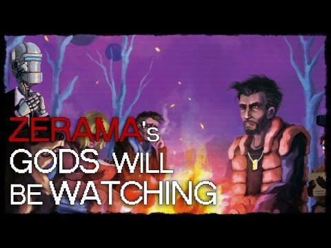 [제라마] 갓즈 윌 비 와칭 극단적 생존 게임 4화 - 빡종 (Gods Will Be Watching)