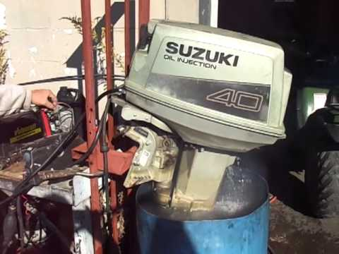 40 hp suzuki outboard boat engine for sale youtube