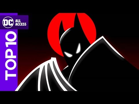 Top 10 Batman: The Animated Series Moments