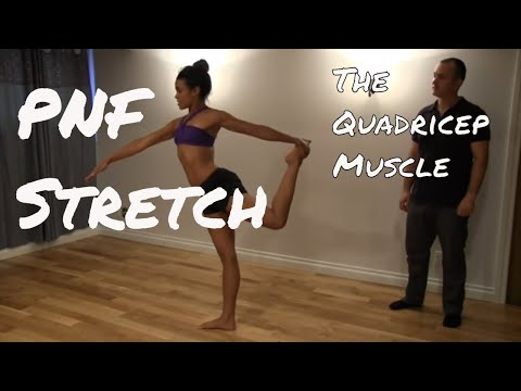 PNF Stretching For Your Quadriceps Kinetic Health