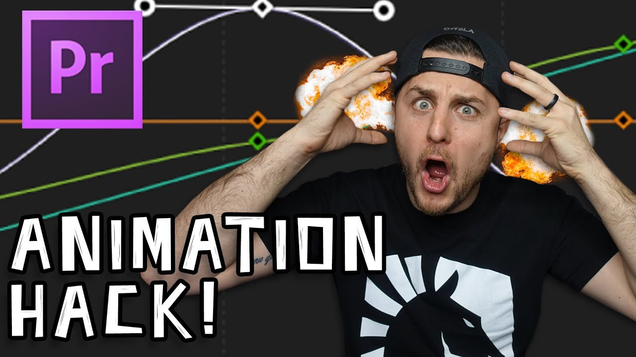 Adobe Premiere Pro Animation Hack