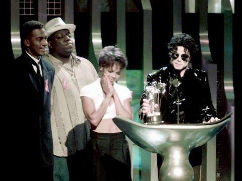 Michael & Janet Jackson reciben Premio -...