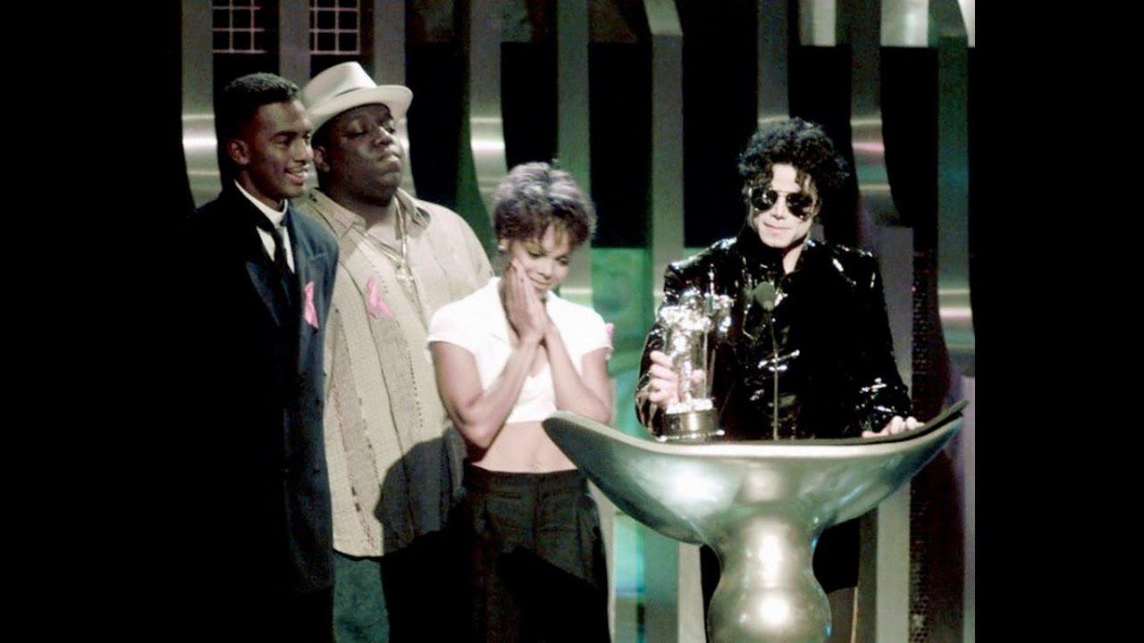 Download Michael & Janet Jackson reciben Premio - MTV Mejor Baile en un video 1995 Sub. Español