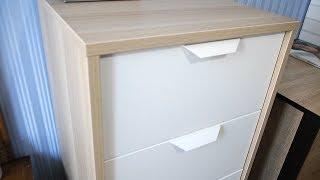 IKEA АСКВОЛЬ Комод с 5 ящиками Отзыв Обзор IKEA в Украине