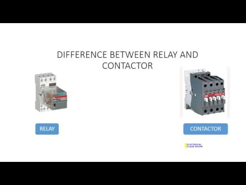 Difference Between Relays And Contactor Mp3 Download Mp3sTunesme