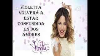 Mas datos de Violetta 3, Nueva temporada, 2014