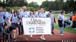 Chatham Township Hosts Out of the Darkness Suicide Awareness And Fundraising Walk Event