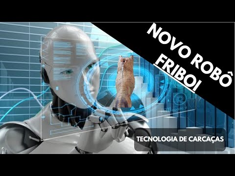 NOVO ROBÔ DE CARCAÇAS FRIBOI - I.A NA PECUÁRIA from YouTube · Duration:  13 minutes 5 seconds