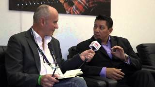 NAB 2015: Louis Hernandez Jr. Interview, Part 1