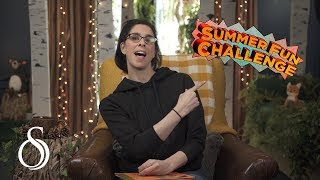 Take the Storyline Online® Summer Fun Challenge with Sarah Silverman