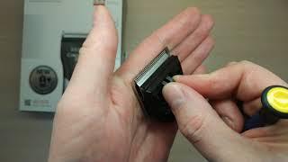 Что будет, если не смазывать нож. На примере машинки для стрижки Moser ChromStyle pro