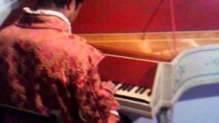 Sonata cinqucentesca alla spinetta