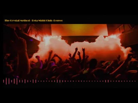 The Crystal Method - Beta Club Denver (live set)